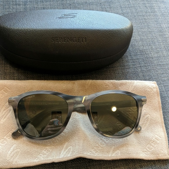 Serengeti Accessories - Serengeti acetate sunglasses